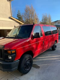 2012 Ford E-Series Econoline Wagon Brentwood