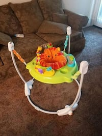 baby's white and green Fisher-Price jumperoo Tucson, 85741