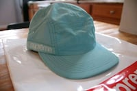 Supreme Tonal Camp Cap- Pale Blue Arlington, 22204