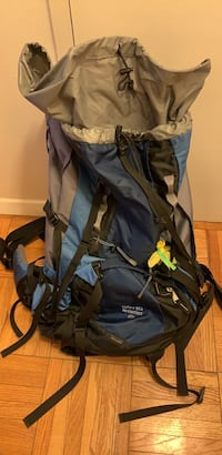 deuter 60+ 10 SL backpack womens NEW Washington, 20008