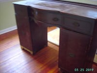 Antique Buffet and China cabinet ,
