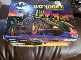 1992 batman returns batmobile kit