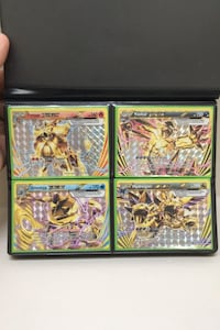 Pokémon Cards-MAKE OFFER any cards Coquitlam, V3E 3K7