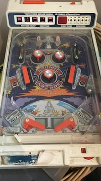 Retro 1979 tommy atomic arcade game