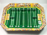Old El Paso Plastic Football Stadium Party Serving Tray MONTREAL