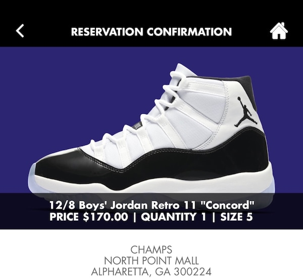 41cacd375786 Used unpaired white Air Jordan 11 shoe screenshot for sale in Atlanta -  letgo