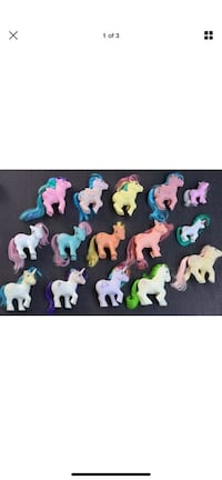 Vintage 80's My Little Pony Collection Des Moines, 50313