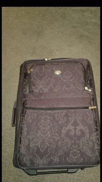 black and brown leather luggage bag North Las Vegas, 89031