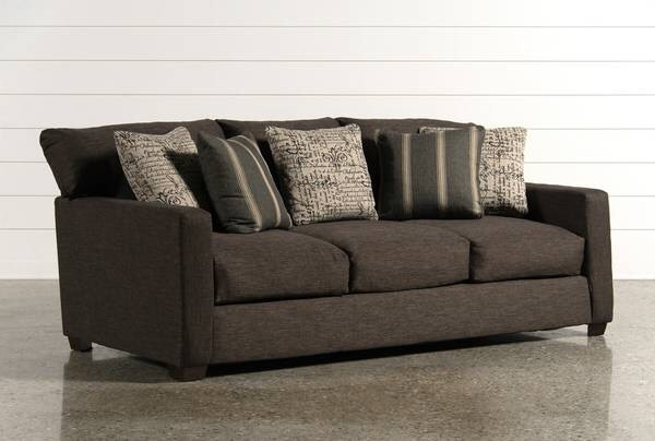 New Luke Sofa In Excellent Condition