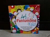 The Art of Pantomime for Kids Σκύδρα, 585 00