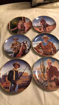 Franklin mint John Wayne collection 270 mi