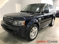 Land Rover Range Rover Sport 2012 Shelby Township
