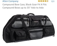 Allen Compound Bow Case Gear Fit X Easley, 29642