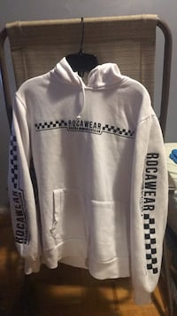 White Rocawear Hoodie Mississauga