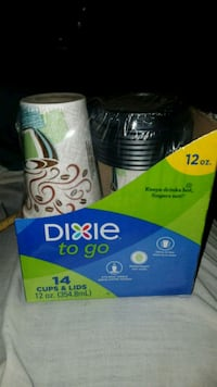 Dixie To Go Cups (12oz) South Amboy, 08879