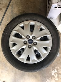 2013 Ford Fusion Stock Rims & Tires Fulton, 20759