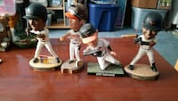 Oriole bobble heads(4) Baltimore, 21205