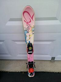 K2 Luv Bug Skis in good condition 14 km