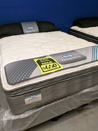 Simmons Beauty Rest Queen Pillowtop Mattress Bakersfield, 93308