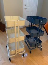 Ikea rolling cart Rockville, 20850