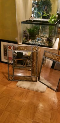 Wrought Iron Wall Mirrors  Suitland-Silver Hill