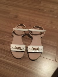 Young Versace summer sandals -size 37 girls