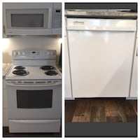 Stove, dishwasher& stove for sale in fort myers
