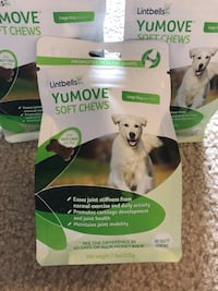 YuMOVE Hip Joint Soft Chews for Large Dogs (30 count) Revere, 02151