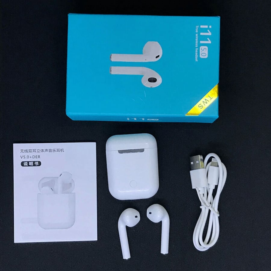New Touch Control Wireless Bluetooth Earphones