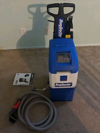 Mighty pro x3 Carpet cleaner (Used once) Falls Church, 22043