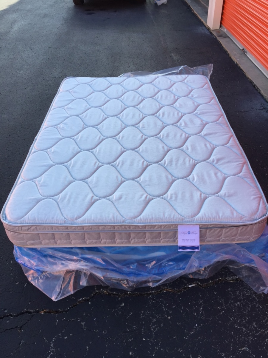 used pillow top mattress angel soft full size in indianapolis letgo