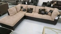 New sectional on sale Toronto, M9W 1P6