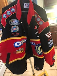 Dale Earnhardt JR jacket Woodside, 19904