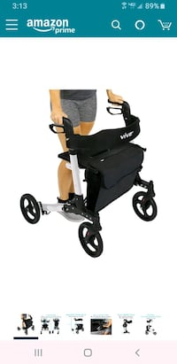 Vive Folding Rollator Walker Richmond, 23219