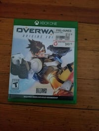 overwatch xbox 1 game Woodbridge Township, 07064