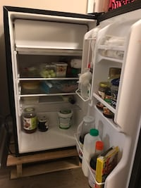 white single-door refrigerator Fairfax, 22030