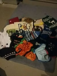 Med dog sweaters,holiday outfits,collars,bowl,blan Omaha, 68154