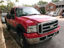 Ford - F-350 - 2005 4WDDIESEL 5SPEED pickup truck