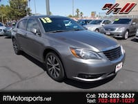 2013 Chrysler 200 Touring Las Vegas