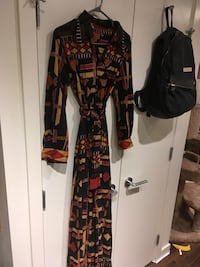 1970s jumpsuit - small - medium  Vancouver, V5R 0B2
