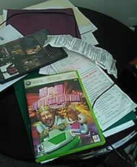 xbox 360 video game case Washington, 20020