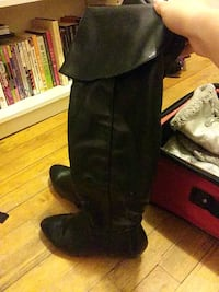 Womens knee high leather boots Bangor, 04401