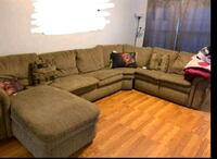 Large Sectional Couch Crofton