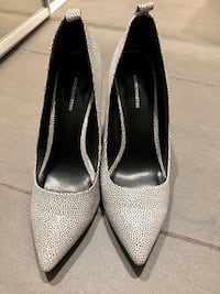 Brand New - Black and White Pumps (US 9)  Toronto, M5V 2V9