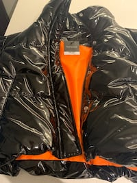 Top Shop Vinyl Jacket Coat Size 6 Montréal, H3C 1T3