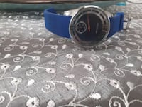 Special Dark Blue, Stainless Stell, Water Resistant, Durable Strap