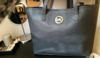 Michael Kors borsa jet set travel tote nera
