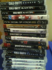 assorted Sony PS3 games Middletown, 10940