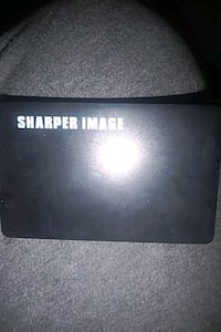 SHARPER IMAGE/ PORTABLE ANDROID PHONE CHARGER