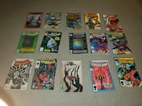 The Amazing Spider-Man Lot Of 15 Comic Book issue Washington